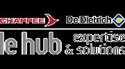 Logo Le Hub Chappée De Dietrich